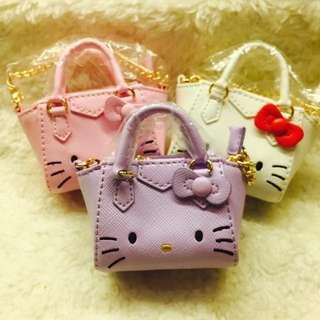 mina女孩日本代購 samantha vega kitty 小包包吊飾