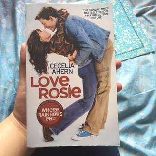 Love, Rosie (novel)