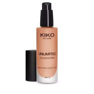KIKO Foundation WR70