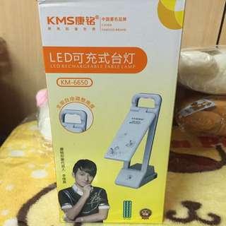 Led可充式檯燈
