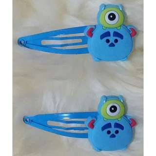 Item 11) Monster inc. Clip