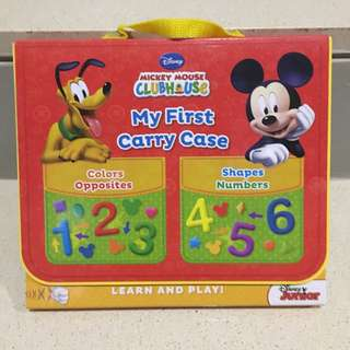 BN Mickey Mouse Clubhouse - My First Carry Case