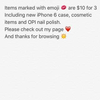Special Offer☀️