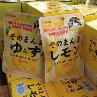 5月連線商品 檸檬糖果