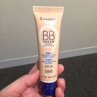 Rimmel BB cream (Light shade)