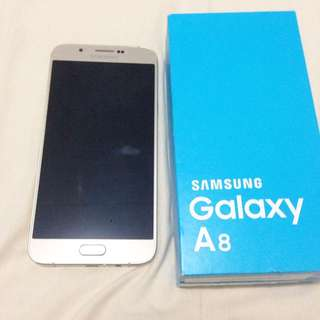 Samsung Galaxy A8 Second