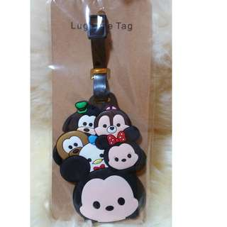 Item 45) Mickey n Minnie with Frienz Tag