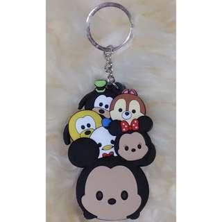 Item 50) Mickey n Minnie with Frenz Keychain