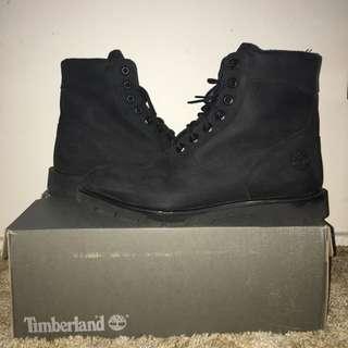 TIMBERLAND TIMBERLANDS BASIC BOOT BLACK
