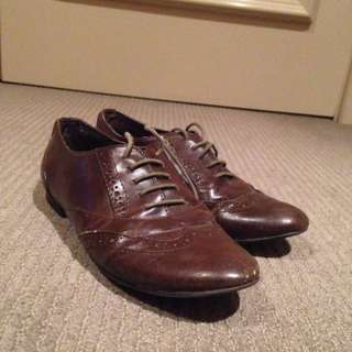 Vintage Dress Shoes