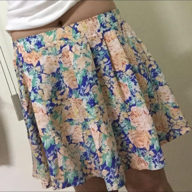 花花 裙子