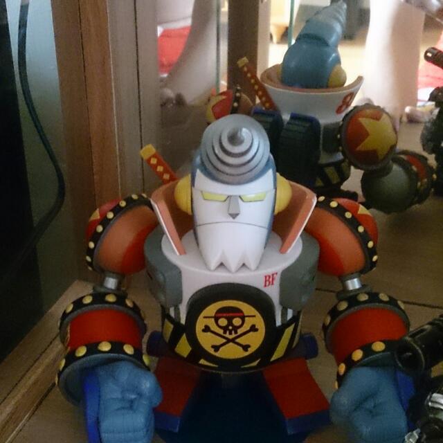 海賊王 佛郎基 機器人