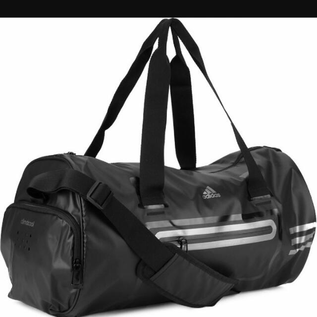 Adidas Climacool Small Bag Team Shoulder And Tote Bags Gym Football ... 7b9659f03d
