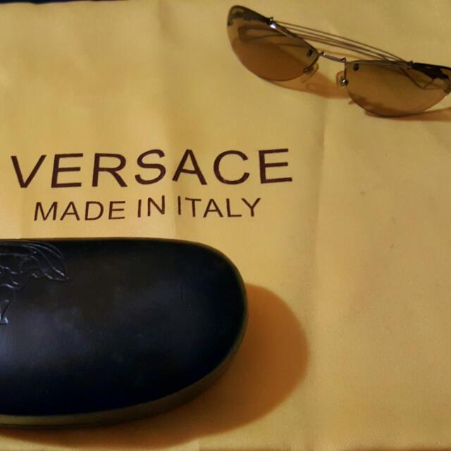 Aunth.Versace JAPANESE Aviator
