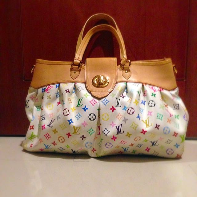 Bag Monogram Multicolor