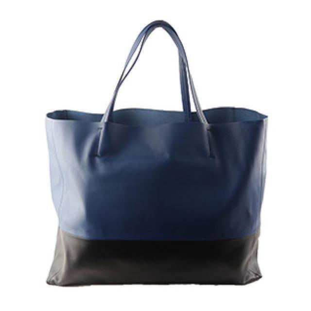Celine Horizontal Bi-Cabas Tote bag