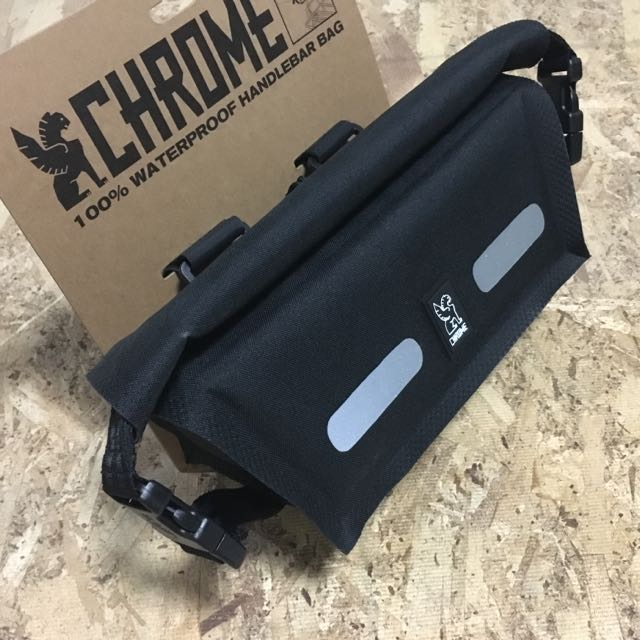 Chrome Industries Handlebar Bag