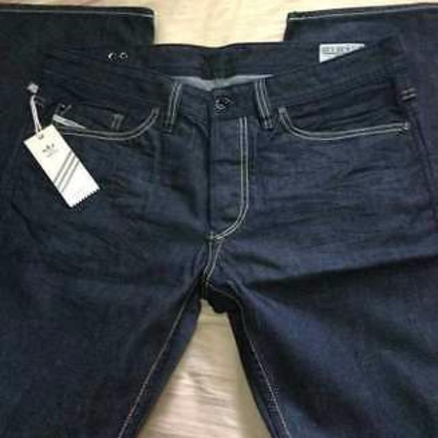 4237a6defdca5 Diesel X Adidas Adiviker jeans new tags for sale