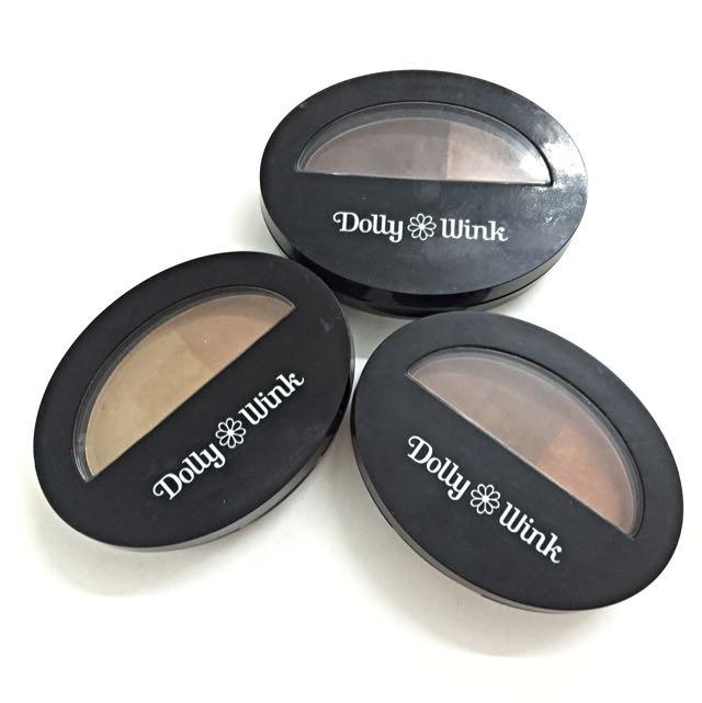 Dolly Wink Duo Eyebrow Powder