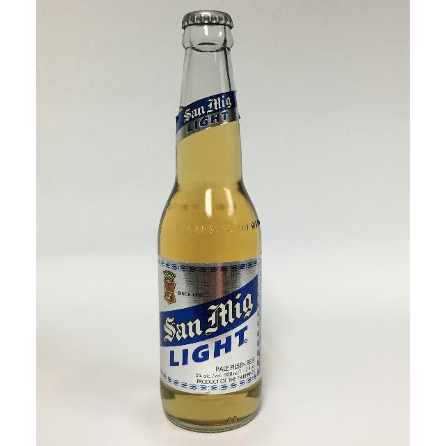 Drink2Connect: $60 80/Ctn: San Miguel Light Beer Singapore