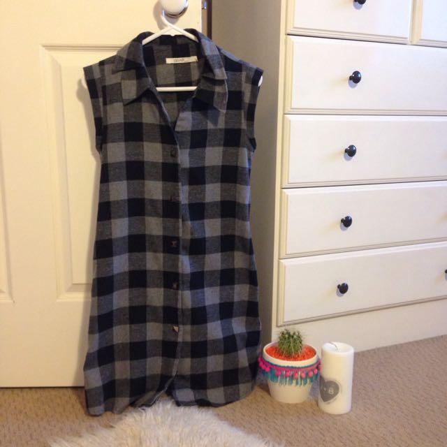 Flannelette Dress