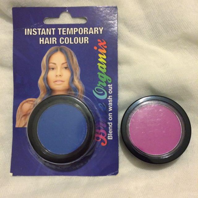 Instant Temporary Hair Colour