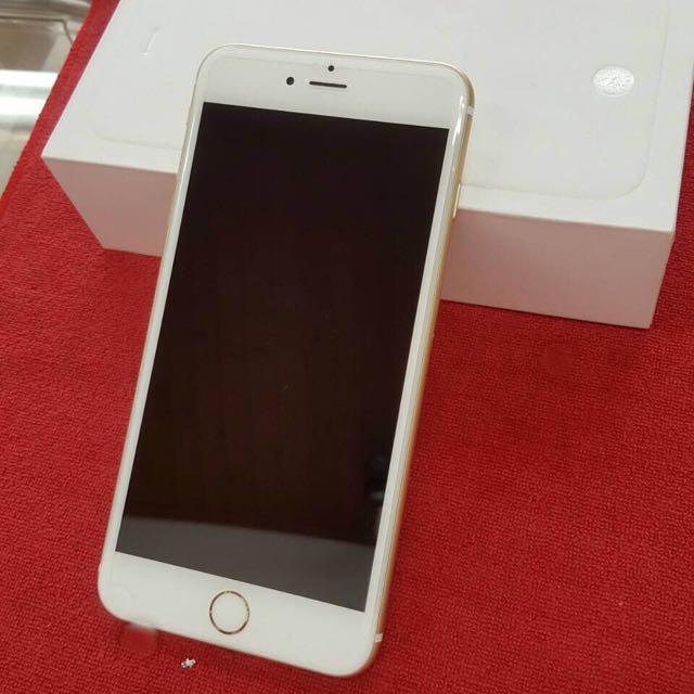 iphone6 plus金16g