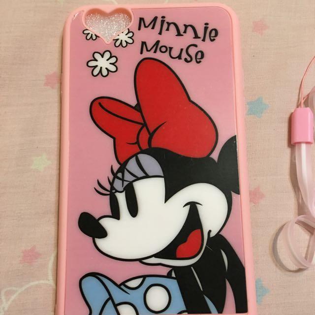 Iphone6 Plus 軟殼米妮手機殼