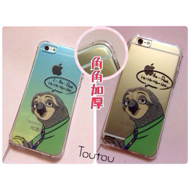 動物方程式iPhone掛脖手機殼 附繩