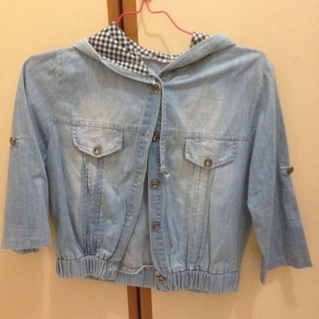 Jeans Cardigan