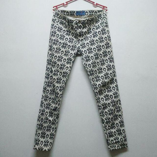Jegging printed inspired