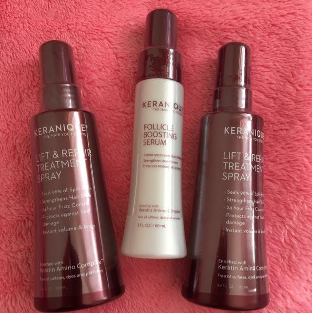 KERANIQUE Hair Products