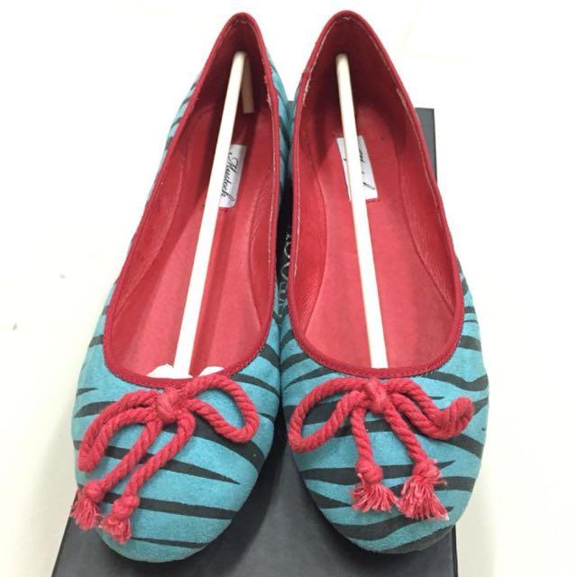 MYSTOCK 娃娃鞋