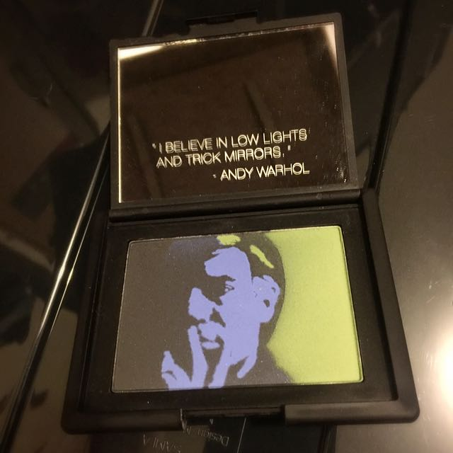 NARS Andy Warhol Self Portrait 1 Eye Shadow Pallete