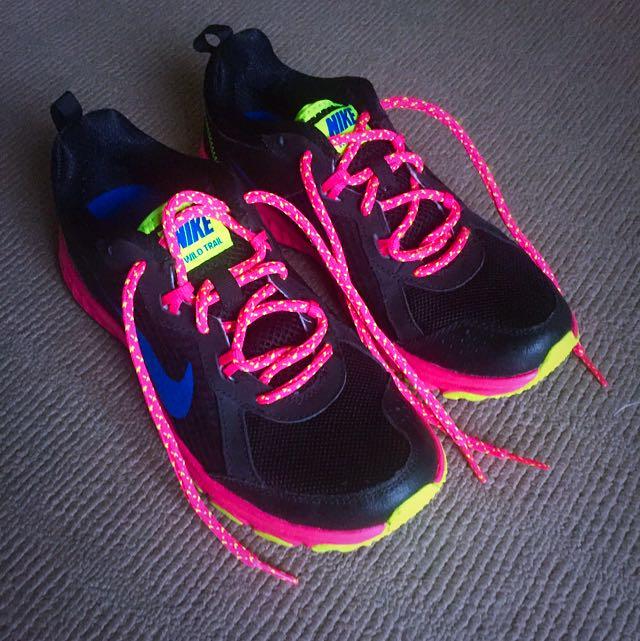 Nike Wild Trail Runners