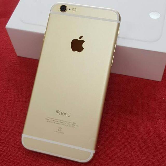 phone6金16g