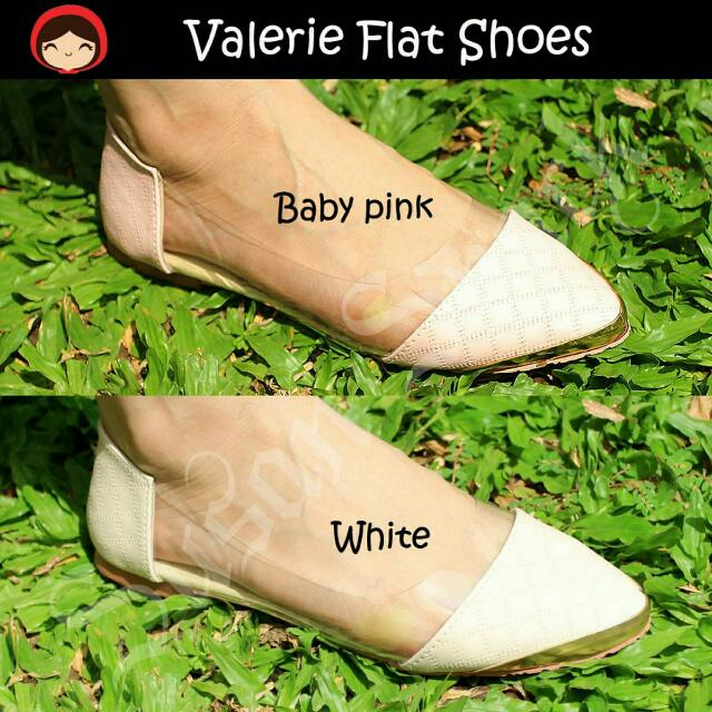 PROMO Valarie Flat Shoes