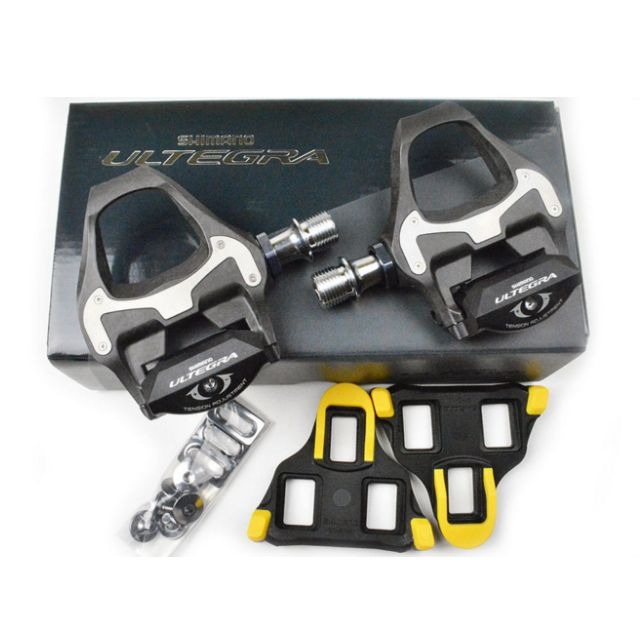4ad9153b588 Shimano Ultegra PD-6800 SPD-SL Carbon Pedals on Carousell