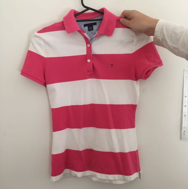 Tommy Hilfiger Women's Polo, Size S/P
