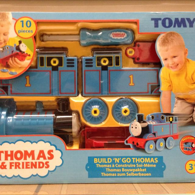 Tomy - Thomas & Friends Build N Go