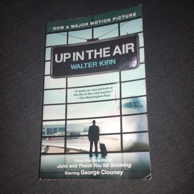 REDUCED PRICE - Up In The Air by WALTER KIRN