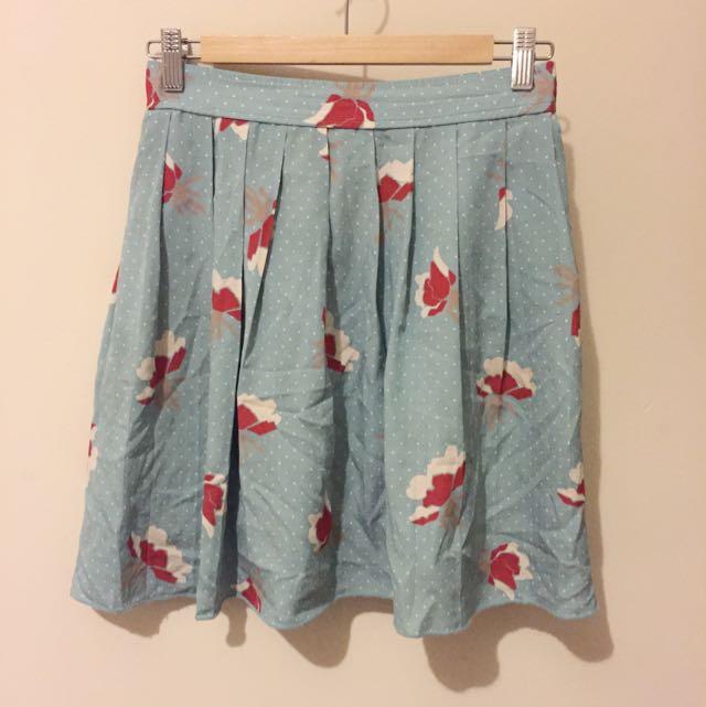 Vintage Skirt Size 8