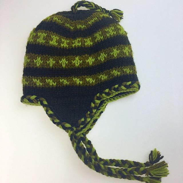 Warm Peruvian Hat Insulated Winter Ushanka Trapper