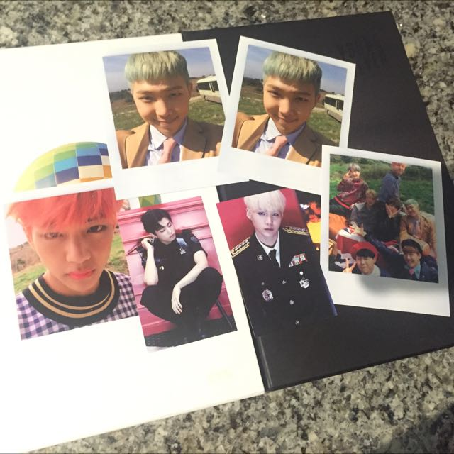 wttwts bts young forever dope photocardpolaroid 1463813592 00c827bf