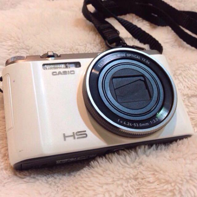 Zr1200美顏相機casio