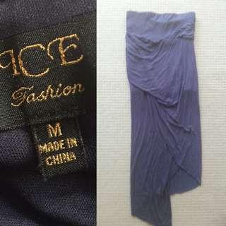 Size M - Dark Blue Skirt