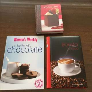 Chocolate Receipe And Barista Coffee