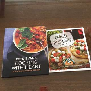 Pete Evans & Crowd Pleasures Cookbook