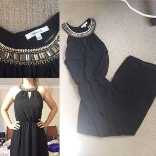 Size 8 - Black Dress