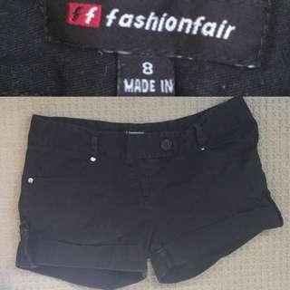 Size 8 - Short Shorts
